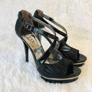 Guess Berale platform sandals